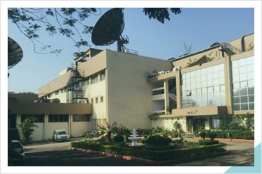 Nelco - Frontrunner Company for Satellite Communication in India